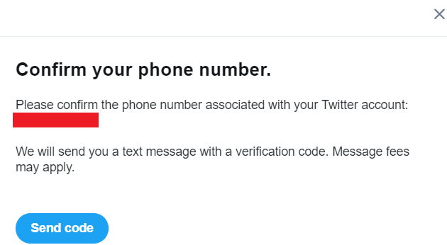 Twitter account security and privacy 101